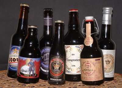 Imperial stouts