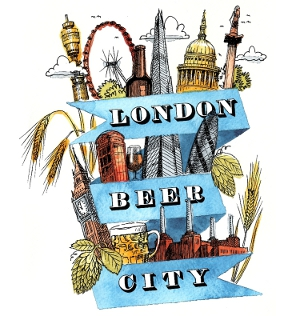 London Beer City 9-16 August 2014.