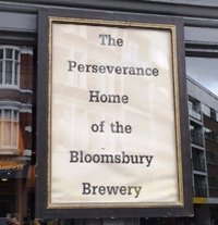 Bloomsbury Brewery, London WC1