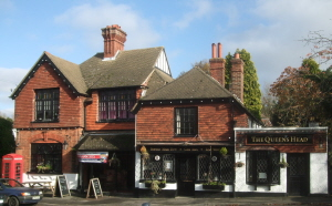 The Queens Head, Downe BR6 (London)
