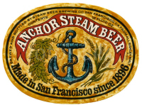 Anchor Steam Beer.