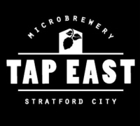 Tap East microbrewery Stratford City, London E20.