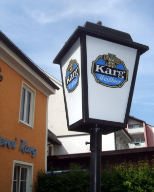 The Bavarian colours of Karg.