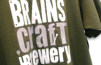 Reinventing the brand: Brains Craft Brewery distinguishes itself from its parent. Pic: Brains.