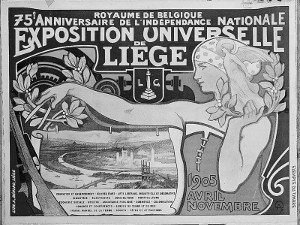 The Exposition Universelle in Liège in 1905 where the results of the competition to create a national Belgian beer style were announced also marked the 75th anniversary of Belgian independence.