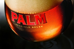 The amber glow of Palm spéciale belge. Photo: Palm.