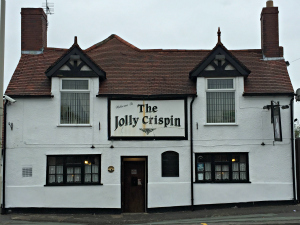 The Jolly Crispin, Upper Gornal.