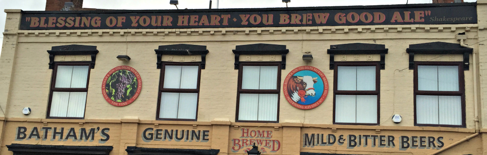 Blessing of your heart, you brew good ale.