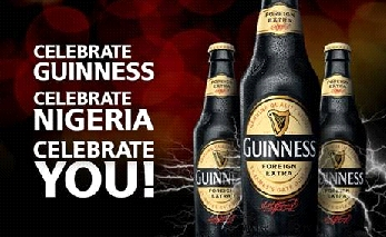 Nigerian Guinness, now politically correct too.
