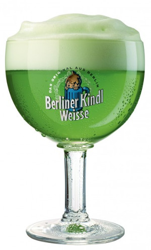 from the cellar berliner kindl original weisse mit schuss waldmeister beer culture with des. Black Bedroom Furniture Sets. Home Design Ideas