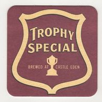 Trophy Special, as brewed in Castle Eden.