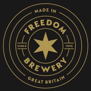Freedom Brewery, ex-London, now Staffordshire.