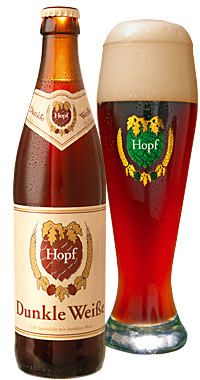 Hopf Dunkle Weisse